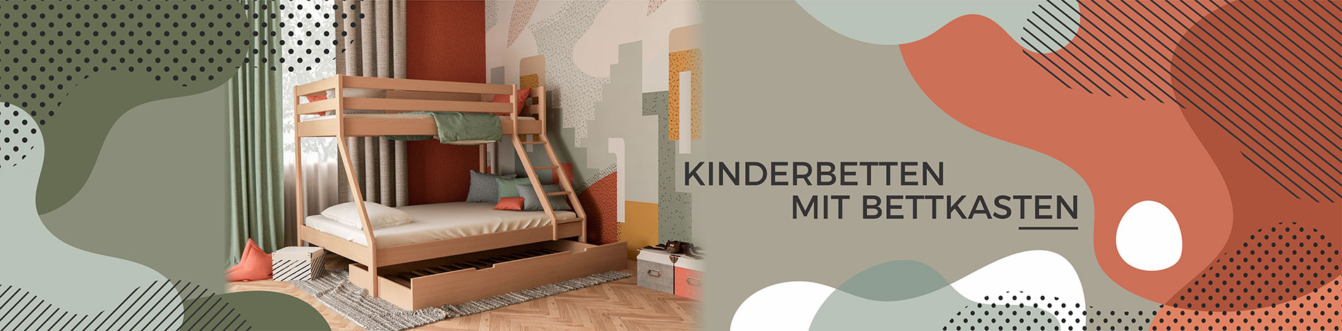 Kinderbetten mit bettkasten 20042019